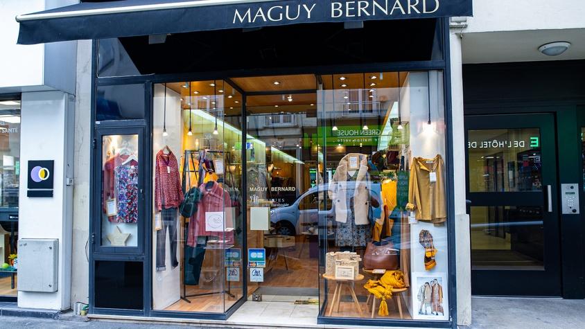 Maguy Bernard