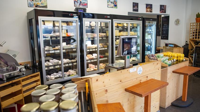 Au Cœur des fromages